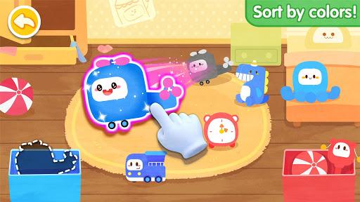 Baby Panda's Paint Colors screenshots apkshin 3