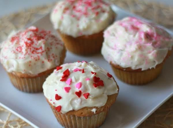 Italian Cream Cupcakes Recipe