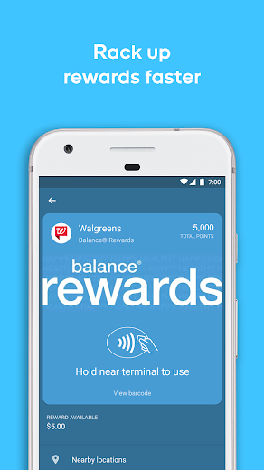 Screenshot 4 for Google Wallet's Android app'