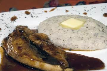 Awesome Balsamic Marinade Chicken