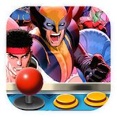 Tải Game Code Xmen Vs Street Fighter