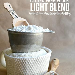 Light Gluten Free Flour Blend.