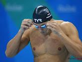 Voormalige zwemkampioen duikt het bad weer in en heeft Olympische ambities
