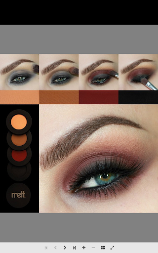 Download Eyes Makeup Tutorial For Pc