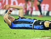 Le forfait de Brandon Mechele semble confirmé pour Bruges avant d'affronter le LASK Linz