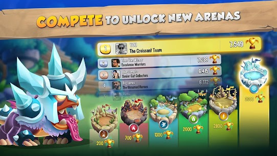 Dragon City MOD (Unlimited Money) 6