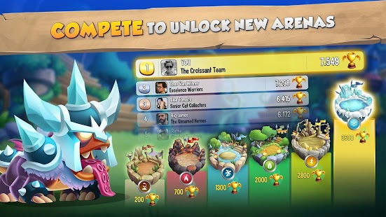 Dragon City v 8 7 1 APK + Hack MOD (money) for Android