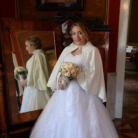 by Sasa Rajic Wedding Photography - Wedding Bride ( bride, wedding dress, wedding photographer, wedding photography, wedding photos destination, wedding day, wedding photographers, wedding )