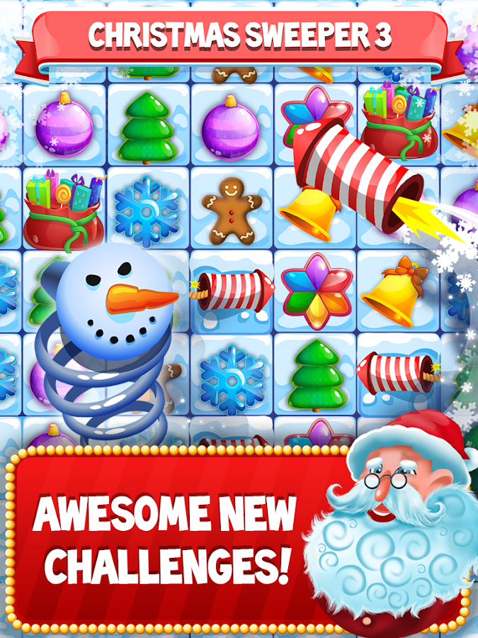 Christmas Sweeper 3- screenshot