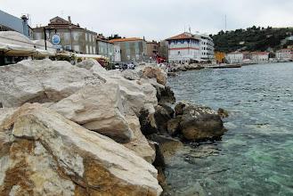 Photo: I malownicze kamienie wzdłuż wybrzeża