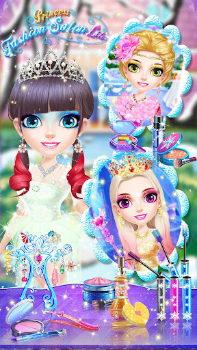 遊戲必備免費app推薦|Princess Fashion Salon Lite線上免付費app下載|3C達人阿輝的APP