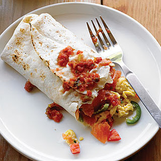 Salmon Burrito Recipes.