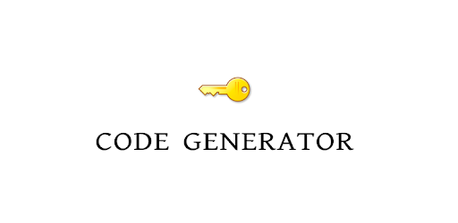 Code Generator - Apps on Google Play