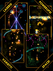 Plasma Sky - rad space shooter Screenshot 3