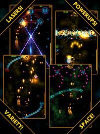 Plasma Sky - rad space shooter Screenshot 3