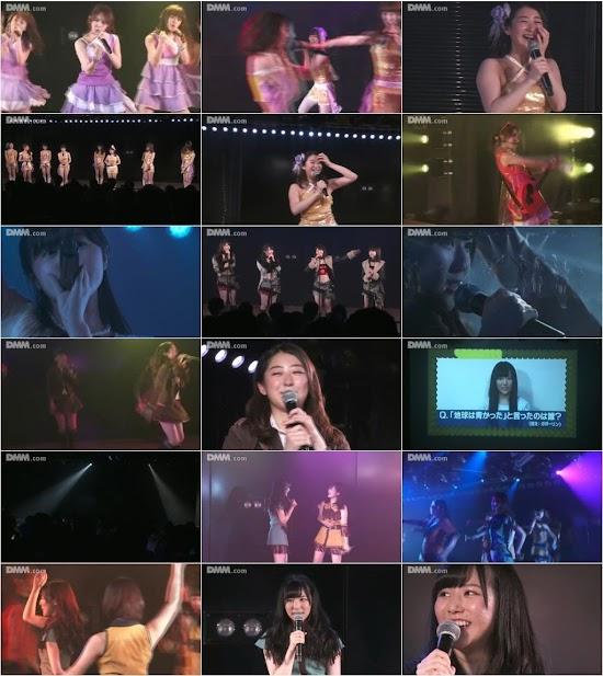 (LIVE)(公演) AKB48 チーム4 「夢を死なせるわけにいかない」公演 北澤早紀 生誕祭 160609