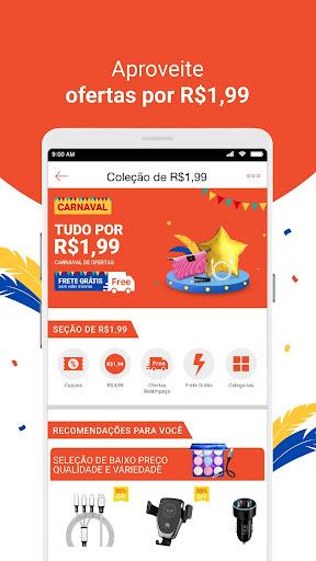 Shopee BR: Carnaval de ofertas 2.50.21 screenshots 4