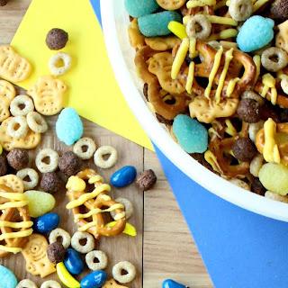 Minion Munchies Snack Mix
