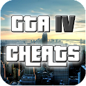 Cheats guide for GTA 4 icon