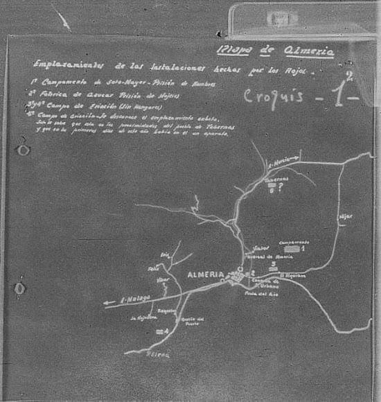 Ortofotos del vuelo americano 56/77.