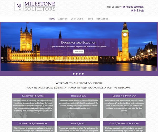 Milestone Solicitors