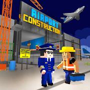 مدينة لعبة مطار البناء