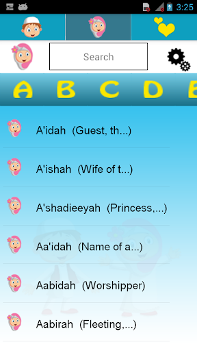 Name Meaning for Muslim