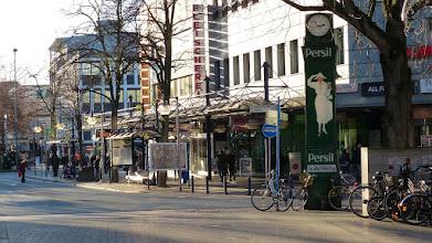 Photo: Persiluhr an der Weststraße