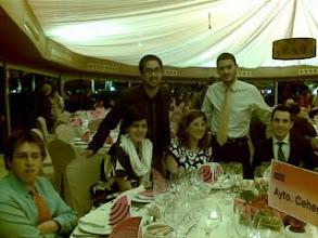 Photo: El eqipo CCD no tiene precio :) En La finca Buenavista; cena d gala del SICARM