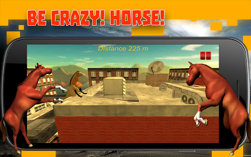Crazy Horse Parkour Sim