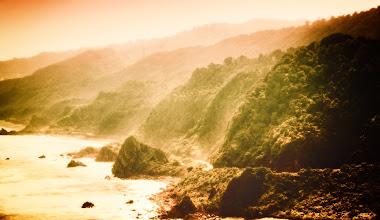 Photo: The Coast...