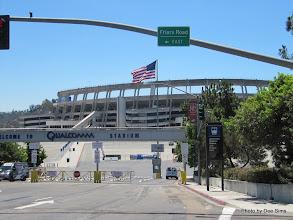 Photo: (Year 3) Day 32 - Qualcomm Stadium