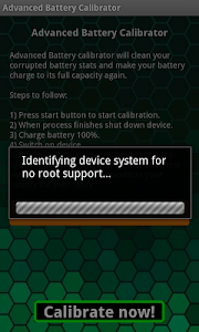 Advanced Battery Calibrator screenshot 2