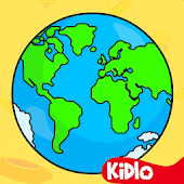 Geography Games For Kids: Learn Countries Via Quiz Android APK Download Free By IDZ Digital Private Limited