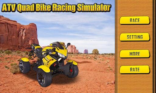 ATV Quad Bike Racing Simulator
