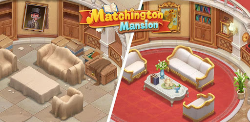 Matchington Mansion: Match-3 Home Decor Adventure game (apk) free download for Android/PC/Windows screenshot