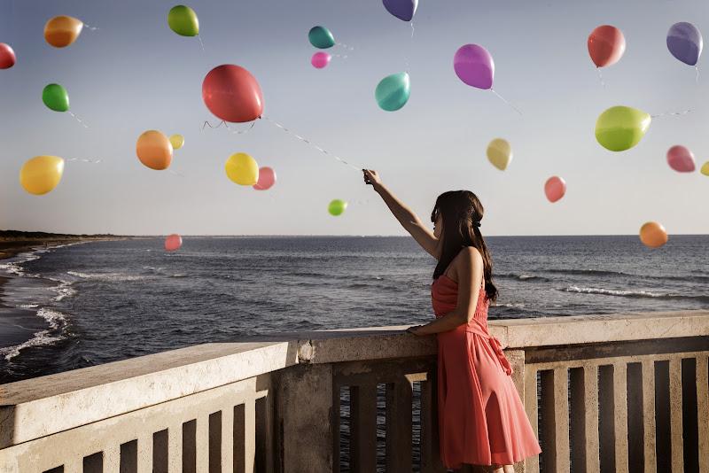 balloons rainbow di LauraFerrandes