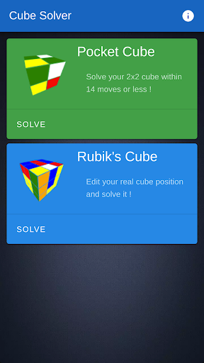 Cube Solver apkpoly screenshots 1