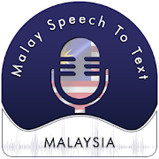 Malay Speech To Text - Notes
