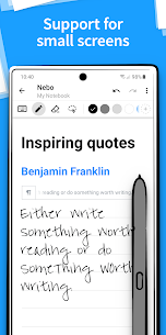 Nebo – Take better notes 1