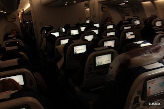 Photo: Avion de Avianca que nos llavara de Bogota a Buenos Aires