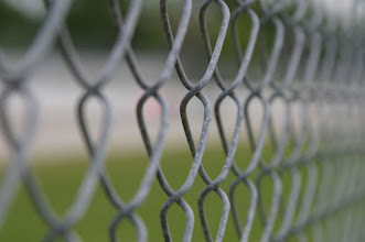 Photo: Close Up of Chain Link Fence