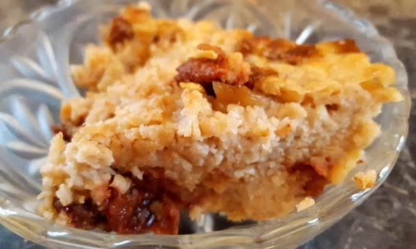 Michigan Baked Oatmeal