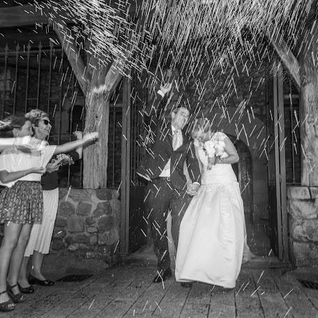 Wedding photographer Aitor Dani (csfotografos). Photo of 04.10.2016