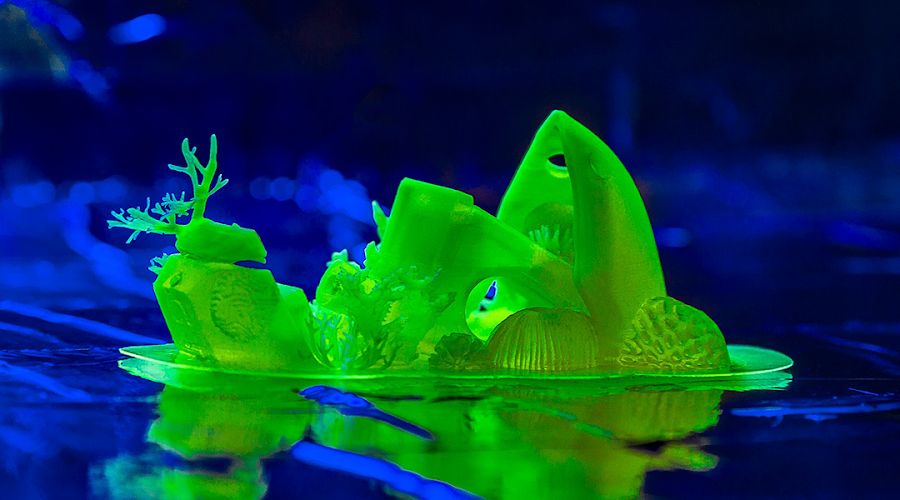 Achieve and enjoy the benefits of the precise, fine-detailed print of resin 3D printing once you learn the basics of safe and proper material handling.