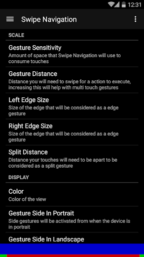 Swipe Navigation [Root] screenshot 5