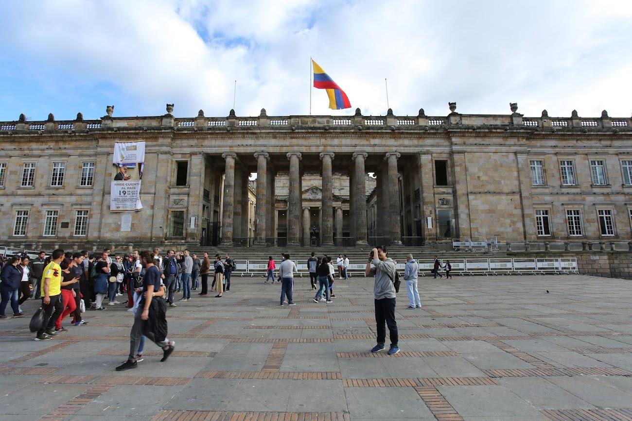 6 месяцев, 6 стран. Колумбия.