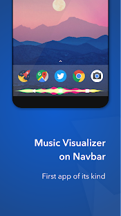 Muviz – Navbar Music Visualizer Screenshot