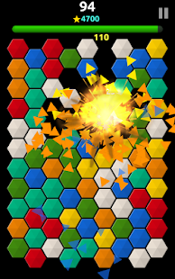 TrickyTwister: color tile game- screenshot thumbnail
