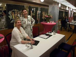 Photo: Perfect Assistants, één van de bedrijven die zich presenteert tijdens de businessgame op de Secretaresse Groeidag.